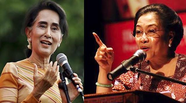 "Empat Poin Kekagetan Dandhy Soal Tulisannya ""Megawati-Suu Kyi"" Dibawa ke Polisi"