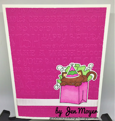 Birthday by Jen features Newton's Birthday Bash by Newton's Nook Designs; #newtonsnook