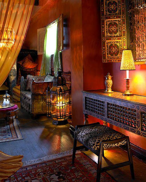 Autumn Inspired Bohemian Home Decor