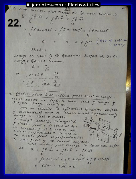 capacitors notes physics