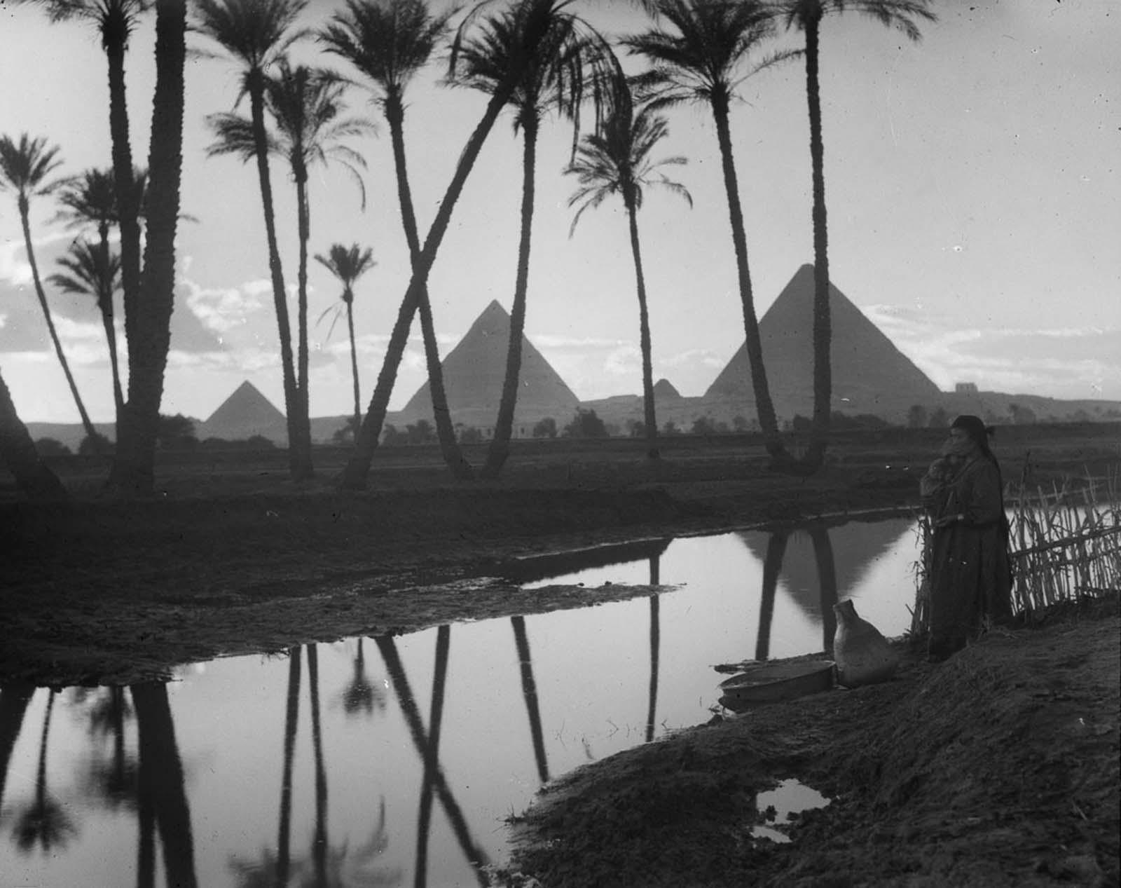 The Pyramids. 1936.