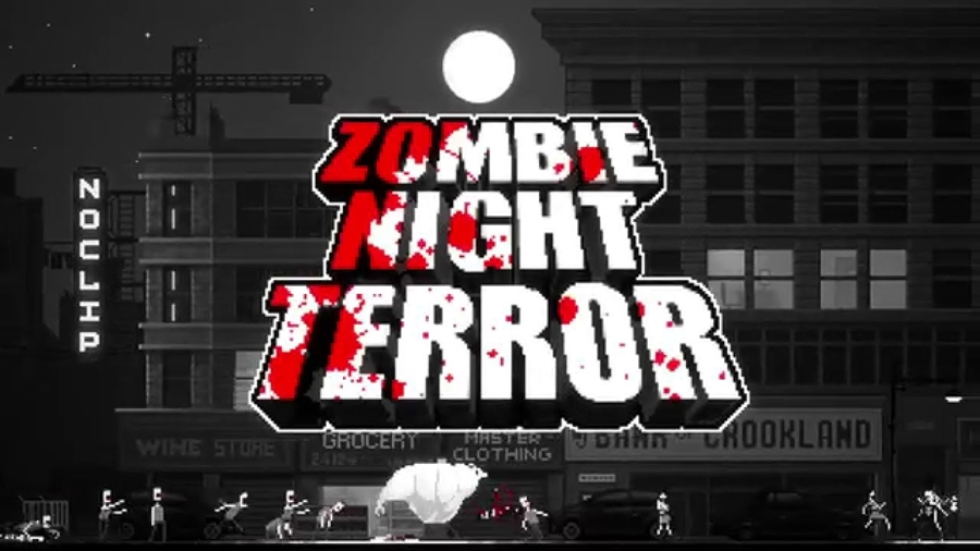 Zombie Night Terror Free Download Poster