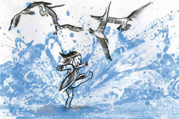 raccontare il mare ai bambini attraverso i libri