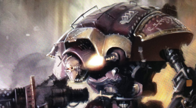 Imperial Knight New Model Releases