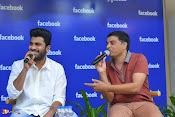 DilRaju,Sharwanand at FB Office-thumbnail-7