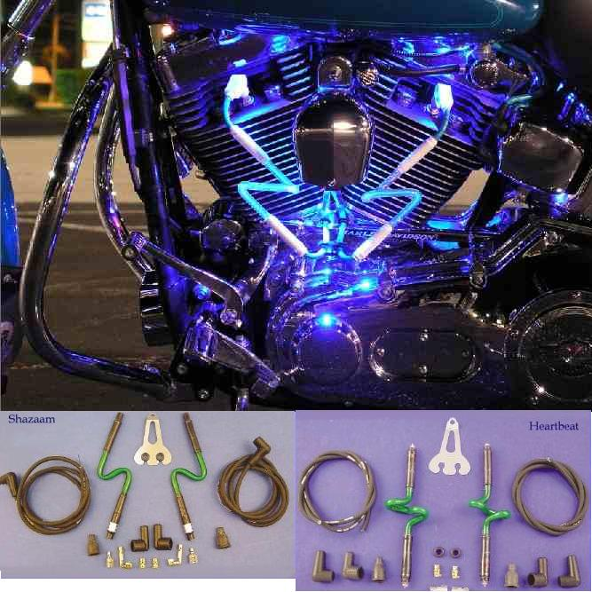 Stunning Dr Neon Spark Plug Wires Pictures Inspiration ...