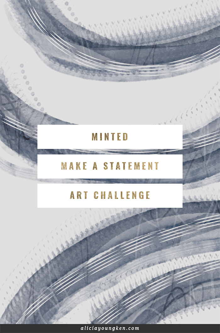 Minted | Make a Statement Voting Open | alicia youngken studio