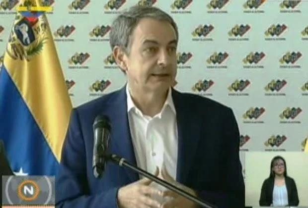 Rodríguez Zapatero: Deseamos una jornada electoral participativa