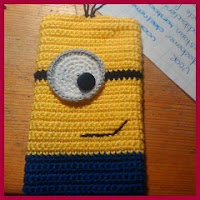 FUNDA MOVIL MINIONS