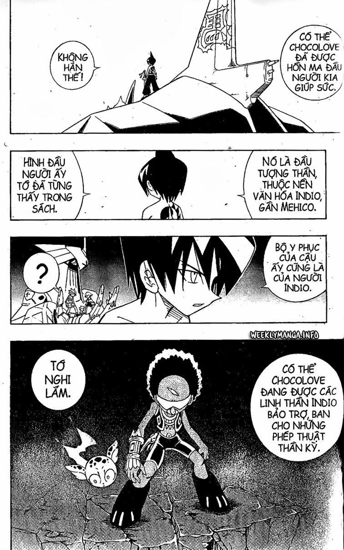 Shaman King [Vua pháp thuật] chap 203 trang 14