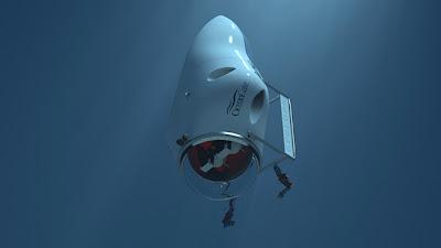sejarah kapal selam