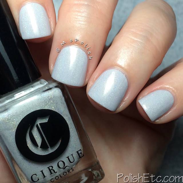 Cirque Colors - The Warby Parker Collection - McPolish - City Lights