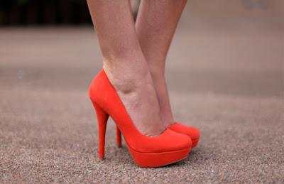 Zapatos de gala sencillos
