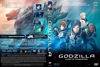Godzilla Planet of the Monster - Godzilla Planeta de los Mon
