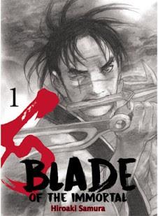 Blade of the Immnortal 1-Hiroaki Samura