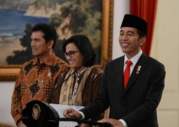 Jokowi Teken THR Dan Gaji Ke-13, Untuk ASN dan Pensiunan