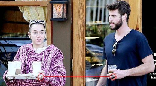 Miley Cyrus and Liam Hemsworth Wedding ring
