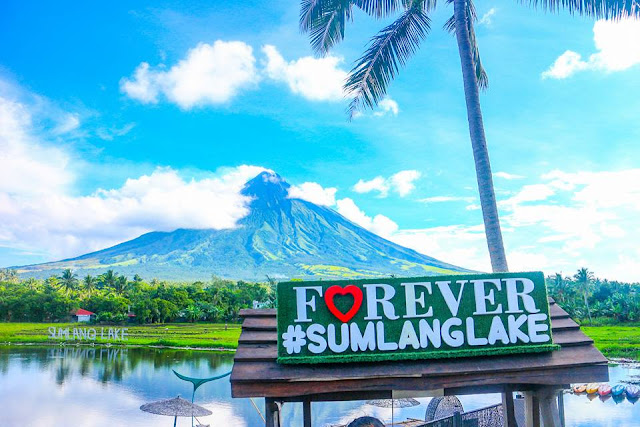 TRAVEL GUIDE TO SUMLANG LAKE CAMALIG ALBAY