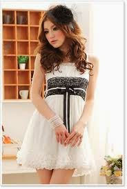 Beautiful Eurpeon Casual Dresses for Girls fashionwearstyle.com