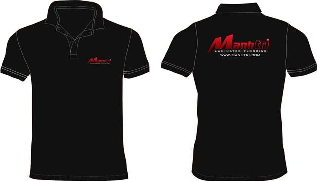 Sản xuất áo thun đồng phục cho các công ty, các doanh nghiệp