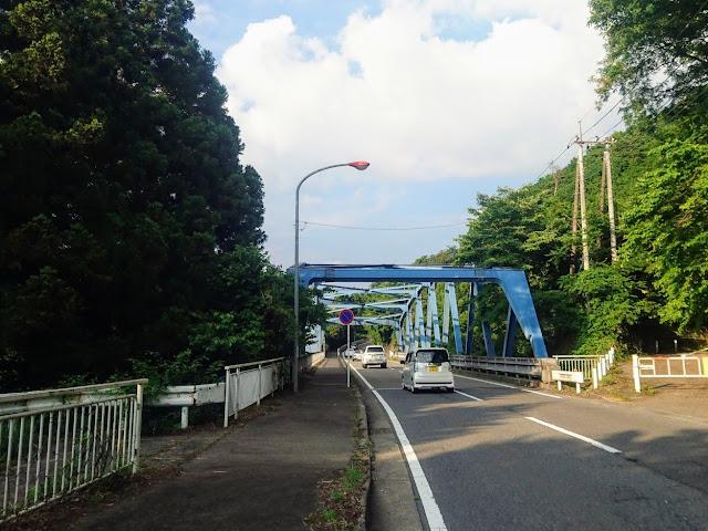 道志みち 観音沢橋