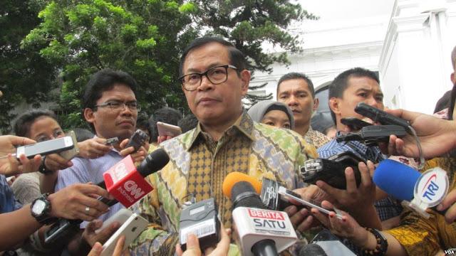 Pramono Anung: Inilah Alasan Jokowi Tidak Temui Peserta Aksi Bela Islam