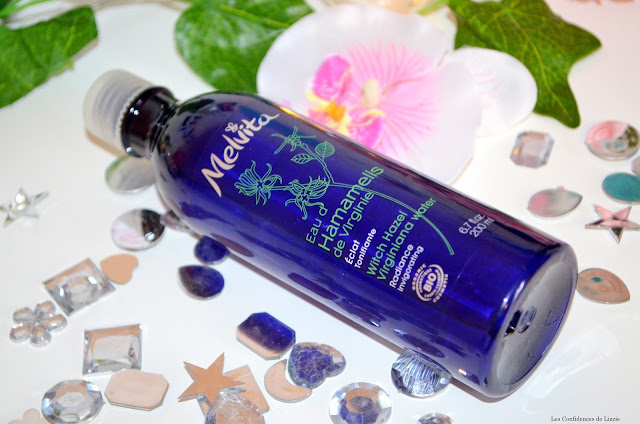 eau florale - hamamélis - eau naturelle - soin naturel - tonique naturel - soin