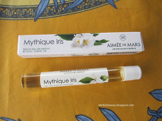 Roll-on Eau de Parfum Mythique Iris von Aimée de Mars