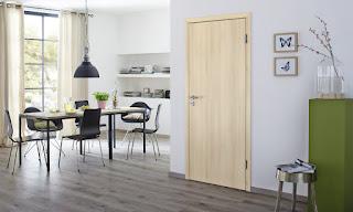 Drewniane drzwi wewnętrzne firmy Hörmann