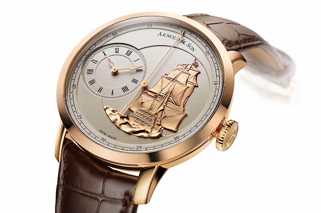Arnold & Son TB Victory Watch
