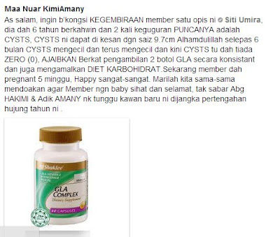 Image result for testimoni set hamil shaklee