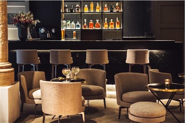 Sant Francesc hotel singular en Mallorca bar chicanddeco
