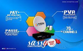 TSTV sassy decoder features