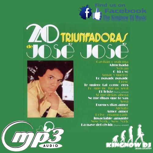 Jose Jose - 20 Triunfadoras + Bonus Track