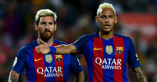 Messi Bids Farewell to Neymar in Emotional Message