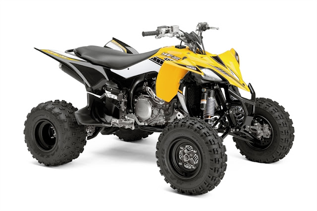 YAMAHA YFZ 450R SPECIAL EDITION 60TH ANNIVERSARY