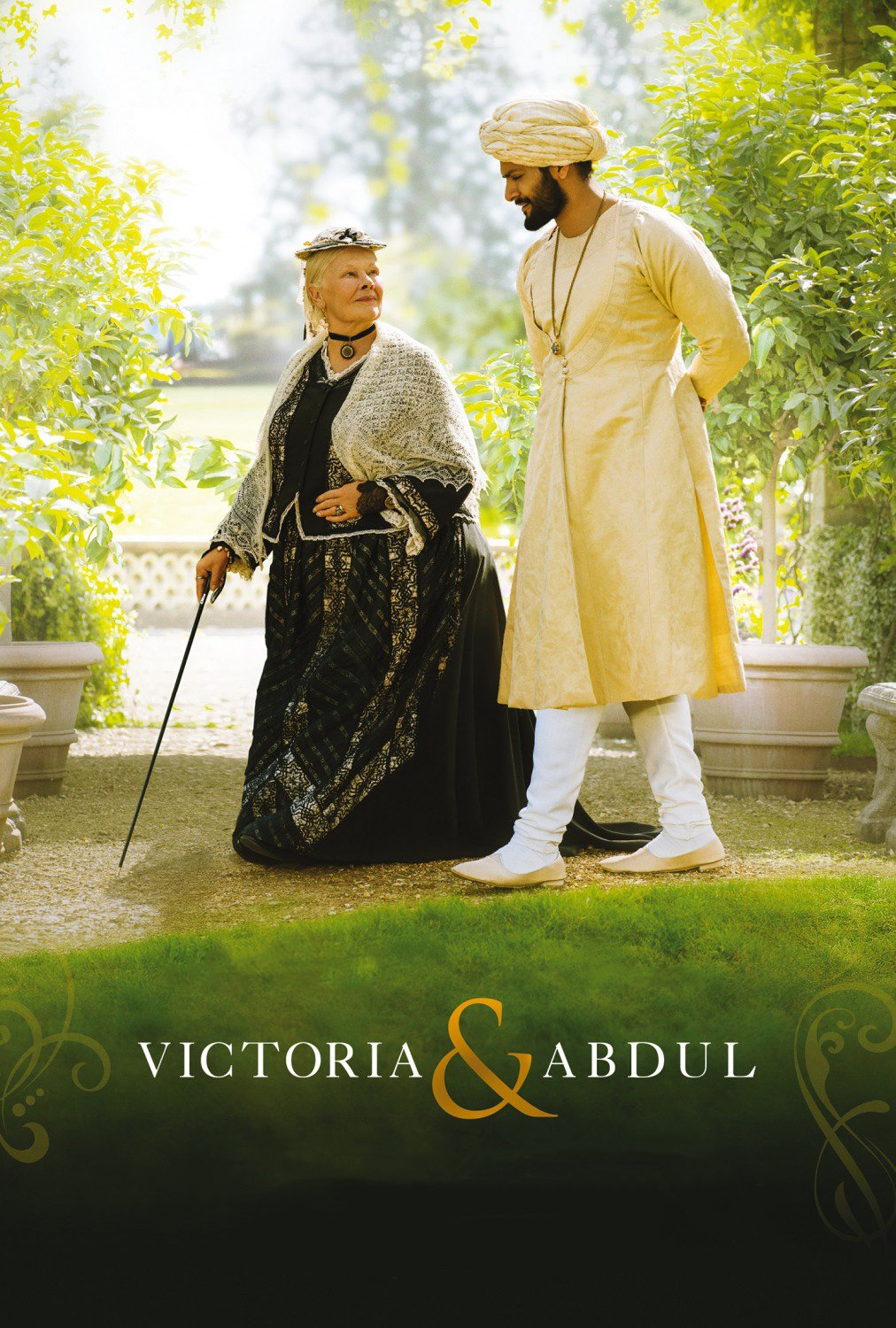 Victoria and Abdul [2017] [DVDR] [NTSC] [Latino]