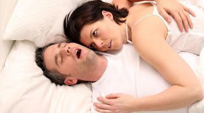 7 Cara Mengatasi Tidur Ngorok