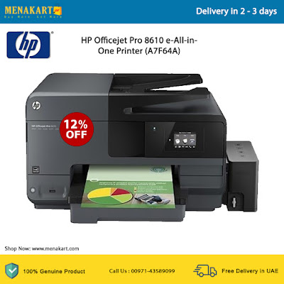 Online Shopping In Dubai Shop For Hp Officejet Pro 8610 E All In