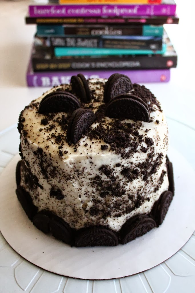 Laundry Cakes Oreo Cookies Birthday Cake