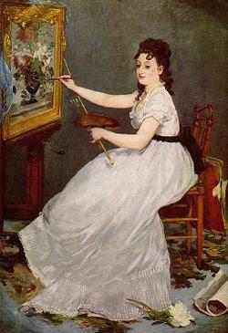eva-gonzales-edouard-manet-1870