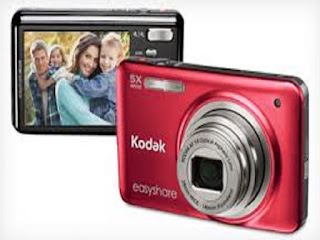 Picture Kodak EasyShare M5350 Driver Download