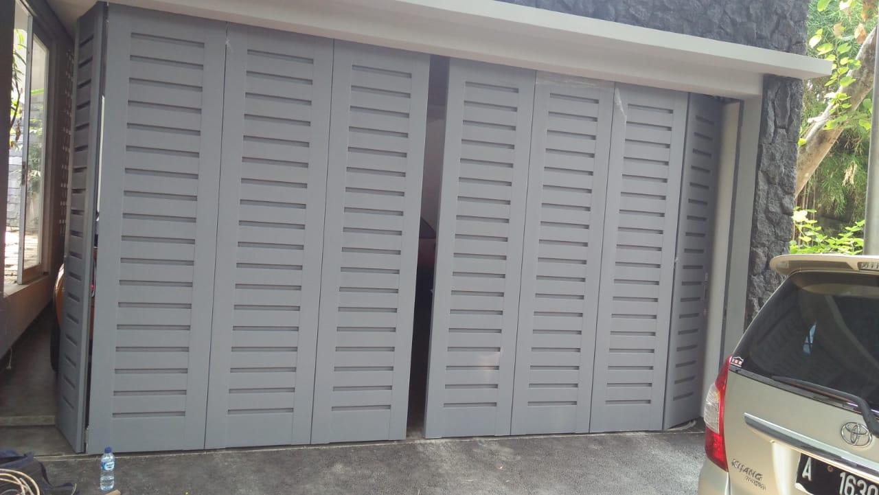 spesialis pintu lipat besi Cibitung