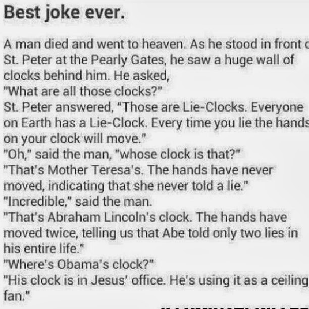 Funniest Joke Ever Told