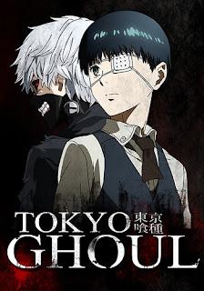 Tokyo Ghoul [12/12] [Mega] [Audio Castellano]