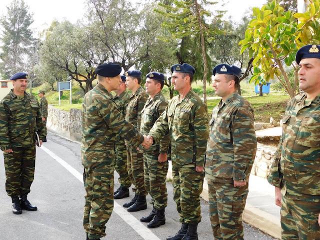 Αλκιβιάδης Στεφανής: Τι έκανε ο Αρχηγός ΓΕΣ στη 4η Μεραρχία Πεζικού - ΦΩΤΟ