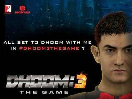 Dhoom:3 The Game - Full Android Game - Free Download | By MEHRAJ