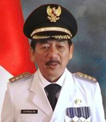 Herman HN Wali Kota Bandar Lampung