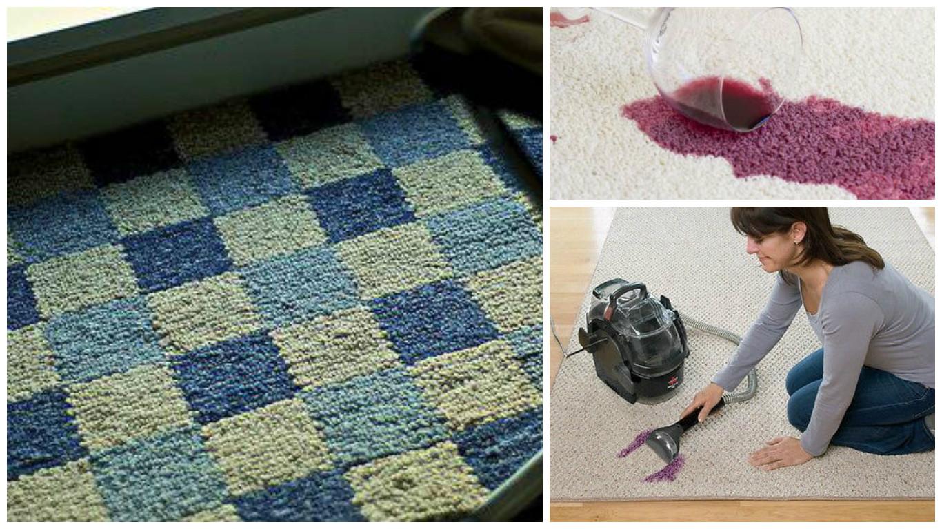 Limpieza casera de alfombras simple best perfect tapetes y alfombras para sala de estar casera - Productos para limpiar alfombras en casa ...
