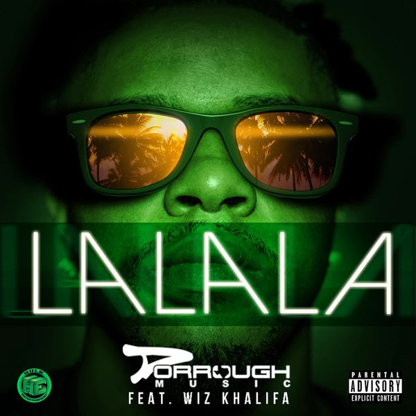 Dorrough Music - La La La (feat. Wiz Khalifa) - Single  Cover